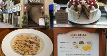 [名古屋] HARBS 榮本店 - 超美味HARBS本店初訪、 ¥1500午間套餐