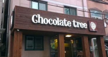 [首爾] Chocolate Tree 巧克力樹民宿 - 簡單迷你乾淨住宿介紹,地鐵新村站步行5分鐘、單人房50,000KRW