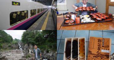 日本東北|岩手縣一日遊,景點美食推薦 - 嚴美溪、郭公屋飛天糰子、芭蕉館小碗蕎麥麵
