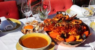 馬賽  Le Miramar - 馬賽必吃美食餐廳推薦,馬賽最有名的Bouillabaisse馬賽魚湯!