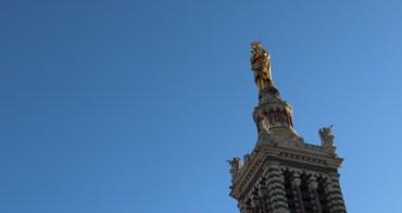 馬賽|守護聖母聖殿 Notre-Dame de la Garde - 飽覽馬賽美景的金色制高點、交通方式介紹