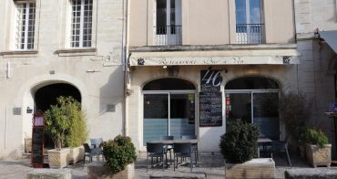 亞維儂|Restaurant Le 46 - 亞維儂餐廳推薦,極受當地人喜愛的法式小餐酒館