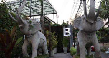 清邁|B Samcook Home16 - 清邁餐廳TripAdvisor第一名,藝術品般的泰式異國料理