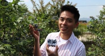 釜山|Duru Farm 採藍莓初體驗 - 釜山竟然可以採藍莓,藍莓冰淇淋DIY超好玩