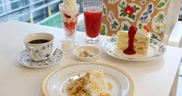 札幌|六花亭札幌本店 - 札幌必吃甜點下午茶推薦,高貴不貴的六花亭喫茶室!