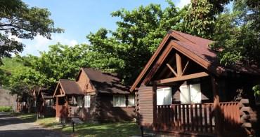 屏東 小墾丁渡假村 - 台灣唯一四季觀星度假村,304間原木建造渡假小木屋!