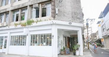 花蓮咖啡廳推薦|IG打卡熱門景點-極簡純白選物咖啡廳 浮室咖啡soave plan