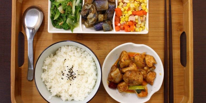台南 家常的配菜,平順的調味,會讓人想一直到訪的店家,成大周邊配有冷氣,可以舒適用餐的便當店 台南市東區|府川食堂