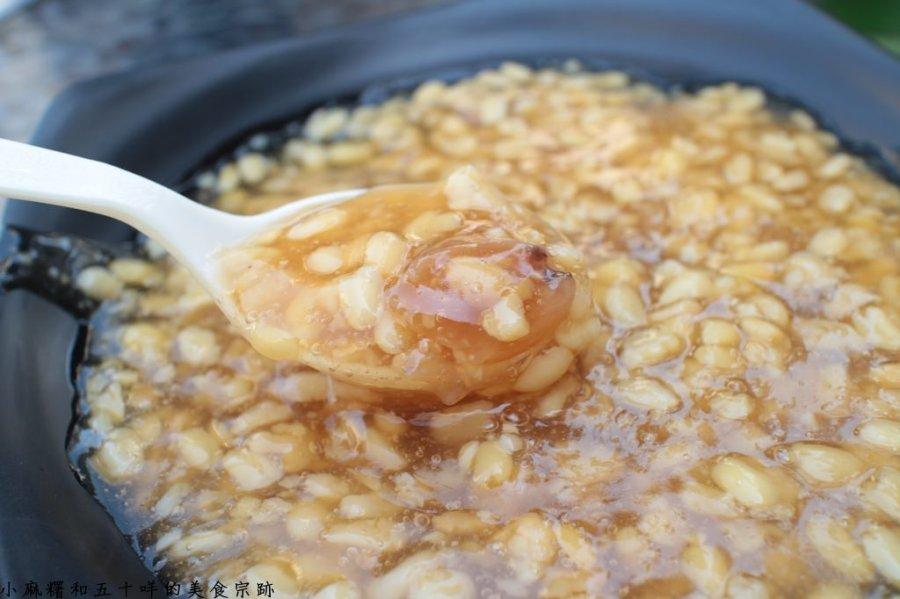 屏東 一碗令人難以忘懷的美味綠豆蒜,粉透到心的口感x風雅的桂圓香味 屏東縣恆春鎮|柯家綠豆饌