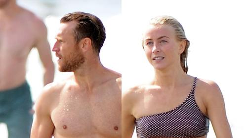 Bodacious Julianne Hough Shows Off Toned Bikini Bod During Labor Day Celebrationswith Bror Derek Husband Julianne Hough Shows Off Toned Bikini Bod During Labor Day