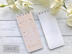 Small Of Personalized Note Pads