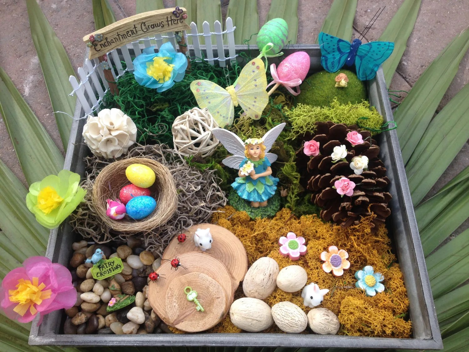 Fullsize Of Fairy Garden Planter Box