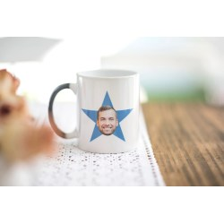 Small Crop Of The Office Star Mug