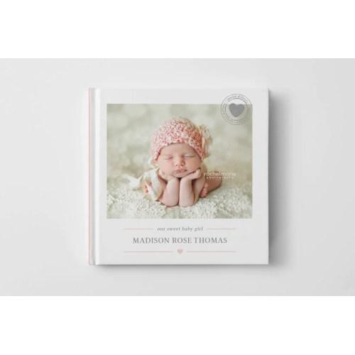 Medium Crop Of Baby Photo Album