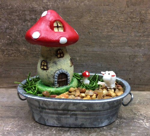 Medium Of Diy Fairy Garden For Kids