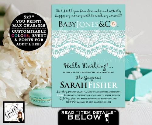 Medium Of Baby Shower Invitations For Boys