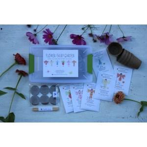 Catchy Fairy Garden Kit Fairy House Kids Fairy Garden Kit Flower Diy Kit