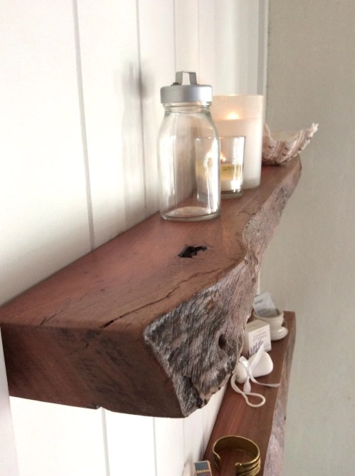 Medium Of Narrow Floating Shelves