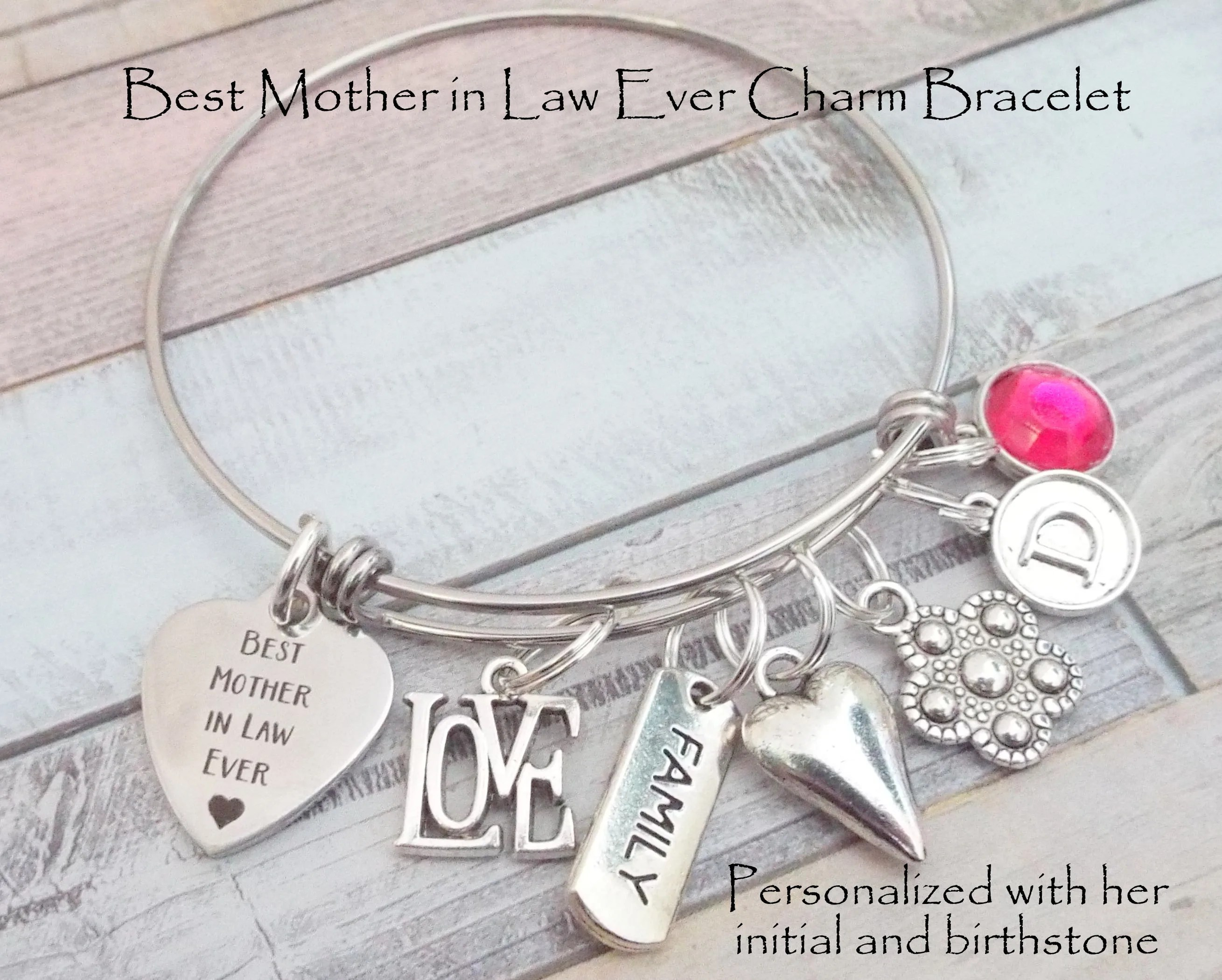 Exquisite Gift Mor Law Birthday Personalized Mor Law Custom Jewelry Mor Gift Mor Law Birthday Personalized Jewelry Giftfor Mor Mor gifts Gifts For Mother In Law