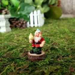 Nice Sale Miniature Garden Gnomes Homes Shipping Micro Miniature Garden Gnome Onion Fairy Garden Accessories Miniature Garden Gnomes