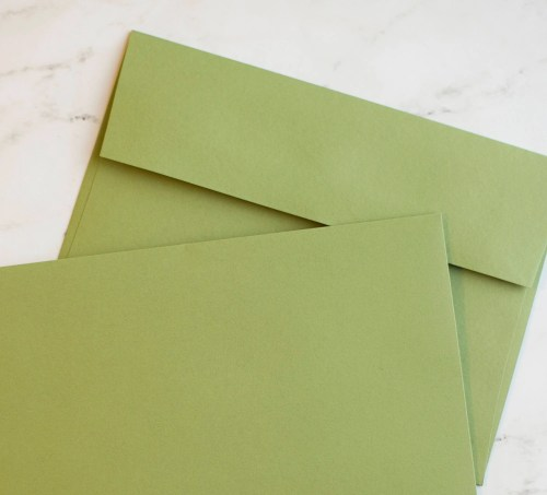 Medium Of 5 X 7 Envelopes