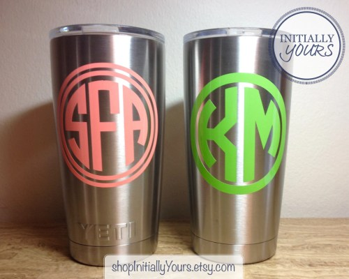 Medium Of Personalized Yeti Cups