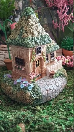 Indoor Your Fairy House Garden Kits Fairy House Garden Ideas Get Shipping Estimate Fairy Garden Resin Fairy Garden English Cottage