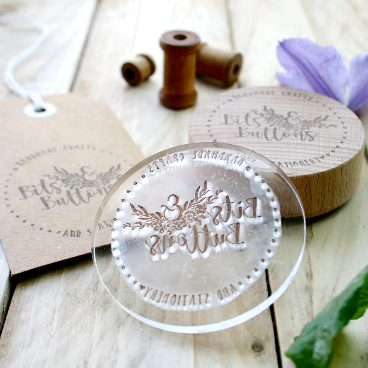 Fullsize Of Custom Logo Rubber Stamps