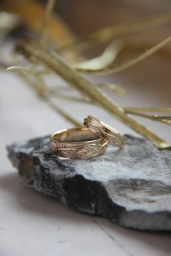 Small Of Unique Wedding Rings