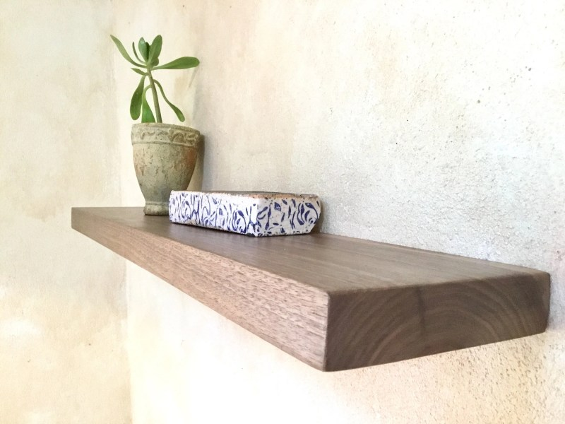 Large Of Sturdy Floating Shelves