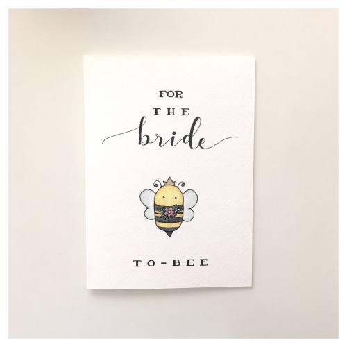 Medium Of Bridal Shower Card
