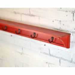 Superb Wall Shelf Hooks Walmart Wall Shelf Hooks Ikea Gallery Photo Gallery Photo Gallery Photo Handmade Long One Level Coat Rack Wall Shelf Color