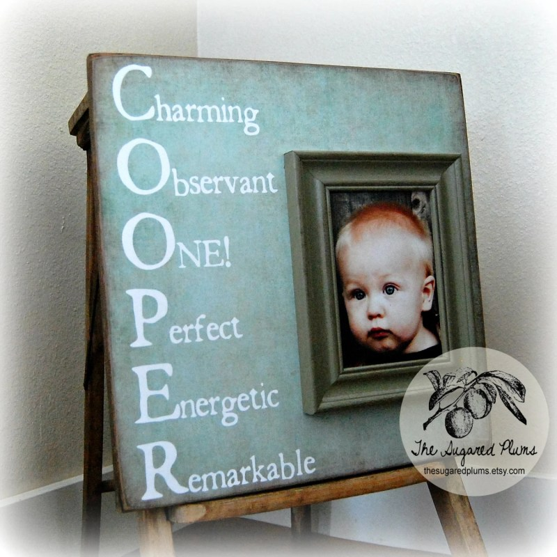 Large Of Personalized Picture Frames