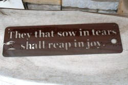 Small Of Bible Verse About Joy