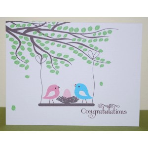 piquant congratulations new baby card personalized baby card congrats new baby card congratulations on your baby