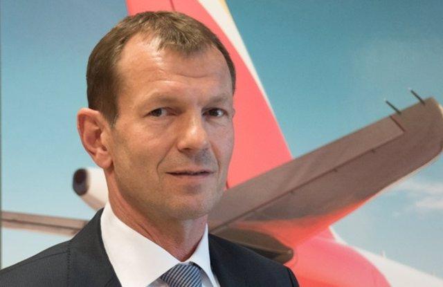 André Wall director técnico de Iberia