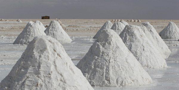 Lítio na Bolívia [FCiências]