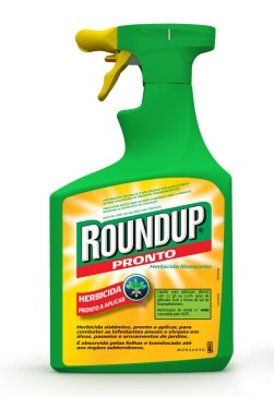 Embalagem de Roundup contendo glifosato (Fonte: http://goo.gl/voD3am)
