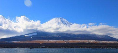 【一個人旅行】富士五湖Day3 富士山終於露臉啦❤山中湖看到超大富士山☼(忍野八海、文學之森)