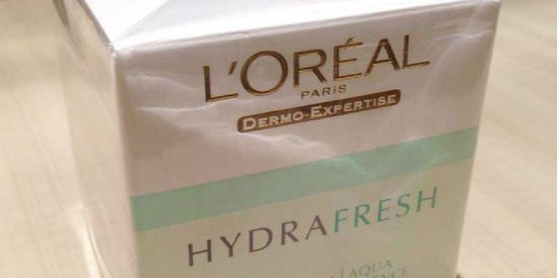 【保養】L'OREAL Paris 巴黎歐萊雅水清新水漾保濕精華-旅行保濕