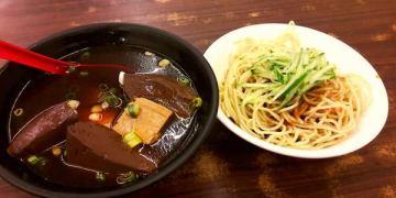【台南市-安平區】張媽媽涼麵  懷念的二空眷村味