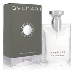 Bvlgari (bulgari) Cologne by Bvlgari, 3.4 oz Eau De Toilette Spray for Men