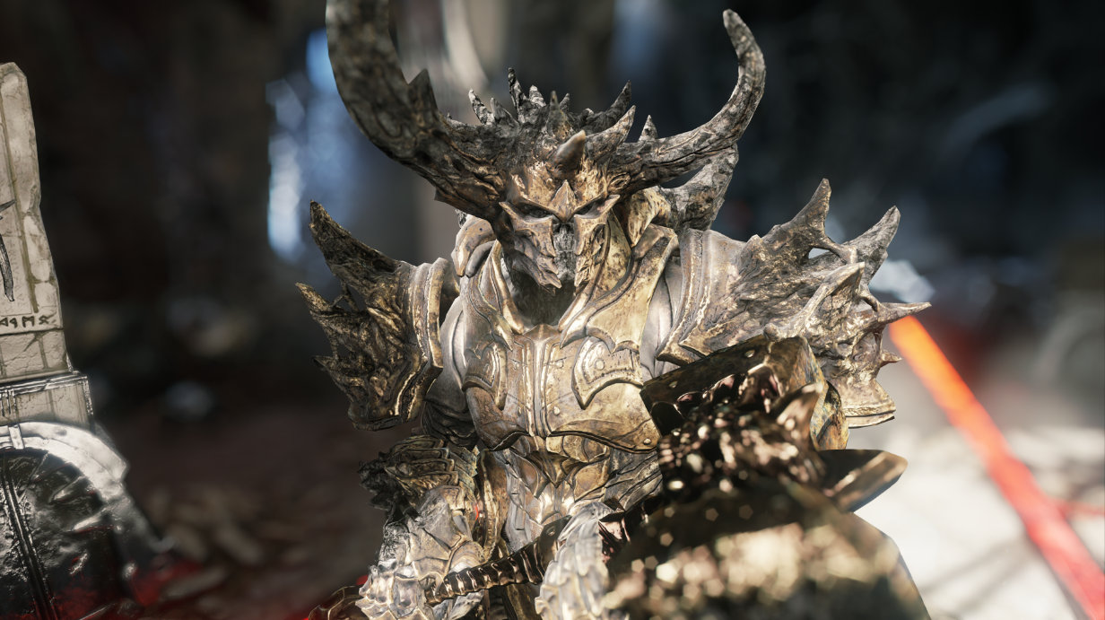 original Unreal Engine 4s Elemental Demo Shows Real Next Gen Power