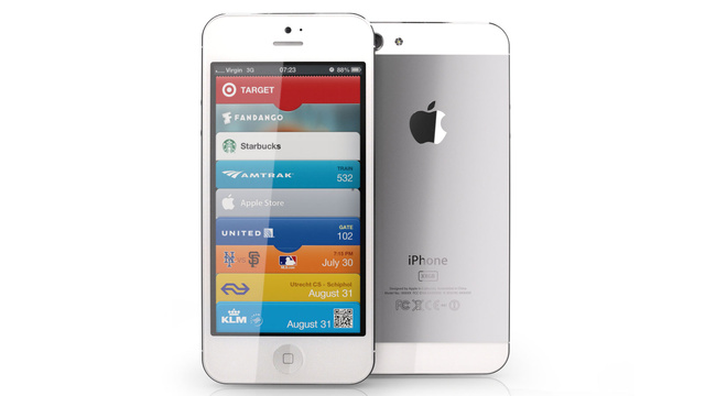 Apple's Next iPhone Home Page Will Probably Look Like This
