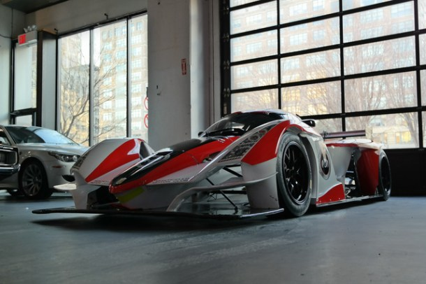 Monticello Motor Club Brought A Slovakian Race Car To NYC