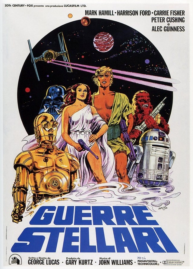 A Treasury of Rare and Weird Star Wars Posters From Around the World