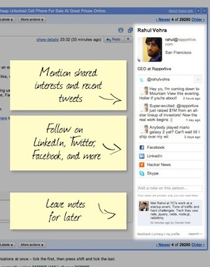 Turn Your Email into the Best Social Network Youâ??ll Ever Use