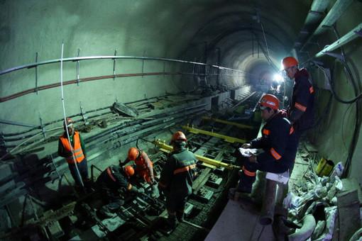 Турция отрыла жд туннель под Босфором