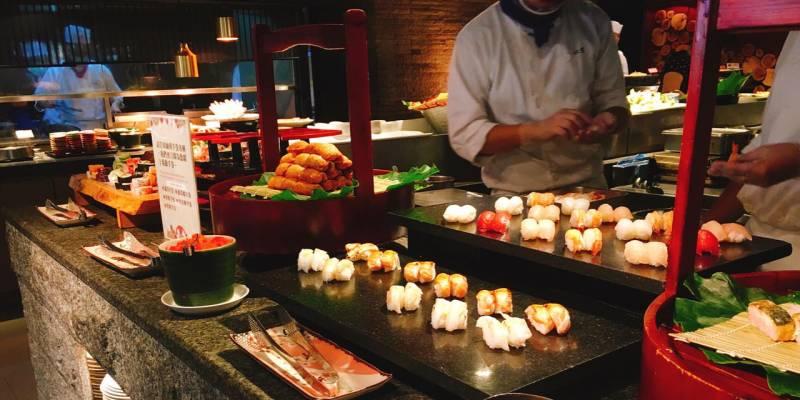 欣葉日本料理》吃到飽餐廳    台北中山區   Japanese Buffet Restaurant