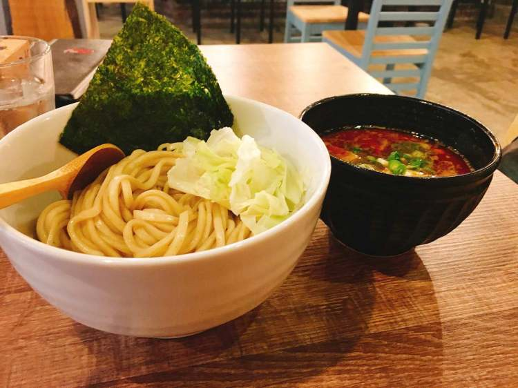五之神製作所拉麵》台北信義區新開幕 | 蝦沾麵 | GONOKAMI RAMEN